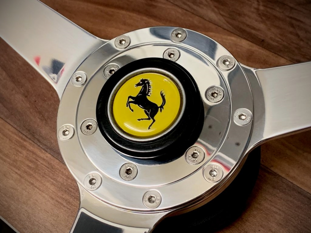 Ferrari To VW Steering Wheel Adapter